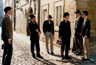 Sjezd abiturientů (1999) [TV film]