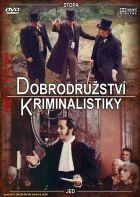 TV program: Dobrodružství kriminalistiky