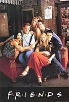 TV program: Přátelé (Friends)